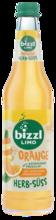 bizzl HERB-SÜSS Orange, Glasflasche 0,5L